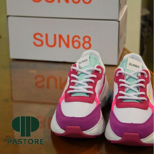 scarpe sun 68 donna negozio genova spedizione gratuita